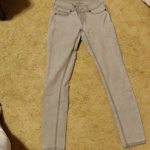 Grey Maurice's jeggings